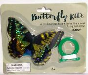 New Tiny Butterfly Kite By Ganz Radiant Butterfly With String Great Gift Sealed