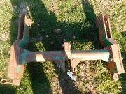 Tractor Quick Hitch Category Ii Tag 754
