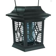 Stinger Magic Touch Solar Mosquito Zapper With Light