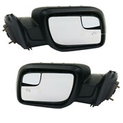 11-15 Explorer Rear View Mirror Power Heated W/puddle Signal Left Right Set Pair