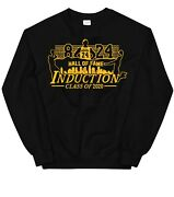Kobe Bryant Hall Of Fame Induction 2020 Hollywood Sign Crewneck Sweatshirt