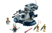 Lego 75283 Star Wars Armored Assault Tank Aat Ahsoka And Clone And Battle Droids New