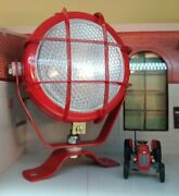 Massey Ferguson 35 135 165 Red Tractor Plough Work Lamp Light And Switch Second