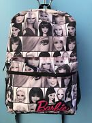 Adorable Barbie Large Backpack Great Condition