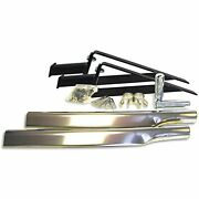 Trux Accessories Tfen-hkit - Half Fender Stainless Steel Mounting Kit With