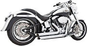 Freedom Performance Amendment Slash-out Exhaust For Harley Davidson 1986-2013 S