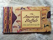 2001american Buffalo Coin And Currency Set Sealed / Brand New
