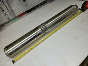 Dayton 1lzr9 4 1-hp Deep Well Submersible Pump 2-wire 230v Ac 10gpm Ss 1-1/4 F