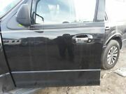 Driver Front Door Electric Windows Side Cladding Fits 16-17 Expedition 359933