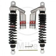 Pair Shock Absorbers Rear Adjustable Yss Triumph Motorcycles Bonneville 800