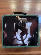 Alien Egg Distressed Tin Lunch Box With Thermos Used Diamond Select Px Previews