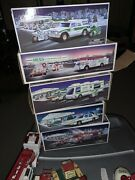 Hess Truck Collection 1989- 2012 New And Used.