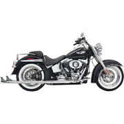 Bassani Xhaust - 1s66e-30 - True Duals With 30in. Fishtail Muffler With Baffle