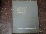 Introduction To Midcourse Navigation Guidance By K.c. Lochi, 1964 Hardback Vg