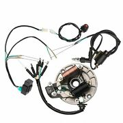 50cc-125cc Dirt Pit Bike Wire Harness Cdi Stator Coil Magneto Coolster Lifan Ssr