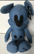 Disney Mickey Mouse X Ae American Eagle Collab Special Edition Plush Doll- Blue