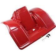 Maier Mfg Honda Atc250r 1983-1984 Rear Fenders Red Replacement Plastic 119102