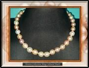 Honora Collection Ming Cultured Pearl Sterling Silver 18 Necklace