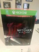 The Witcher Iii 3 Wild Hunt Collectorand039s Edition Ce Xbox One Brand New Complete
