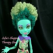 Monster High Doll 2014 Honey Swamp Gore-geous Accessories Doll Outfit Shoes Lot