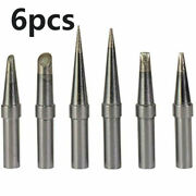1set Replacement Et Soldering Iron Tips For Weller We1010na Wesd51 Durable Parts