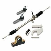 Omni Steering Rack Install Kit For Right Hand Drive Mustang Ii Ifs Suspension Rh