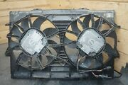 Electric Radiator Cooling Dual Fan Motor Assembly 4h0959455ad Audi Rs5 2013-15