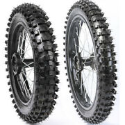 14 And 17 Inch Front And Rear 90/100-14 , 70/100-17 Tires Rims Wheel Rm85 Yz80 Cr85