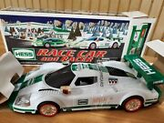 2009 Hess Toy Truck Race Car And Racer, New In Box