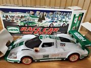 2009 Hess Toy Truck Race Car And Racer New In Box