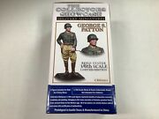 The Collectors Showcase Military Miniatures George S. Patton 1/6th Scale Limited
