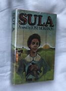 Signed Sula By Toni Morrison 1st/1st