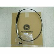 John Deere Chute Control Cable - Am126215 - 42-in Snow Thrower - 240 265 345 Gt2