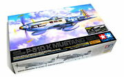 Tamiya Aircraft Model 1/32 Airplane North American P-51d/k Mustang Pacific 60323