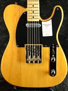 Fenderhybrid 50s Telecaster -vintage Natural- - From Japan - Free Shipping