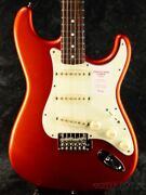 Fenderhybrid 60s Stratocaster -candy Tangerine- - From Japan - Free Shipping