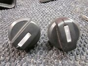 Weber Spirit Barbeque Gas Grill Control Knobs 30149200 [two Knobs]