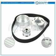 Drive Pulley Kit For Small Block Chevy With Short Water Pump 327 350 383