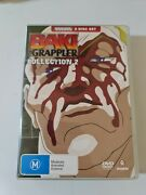 Baki The Grappler Collection 2 R4 Dvd, Fatpack Madman-6 Discs Rare/oop