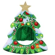 10xchristmas Tree Hat Funny Christmas Hat Cosplay Theme Party Hat