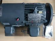 Us Electrical Motors 5hp 3ph With Encoder Vp5t2bc Inverter/vector Duty
