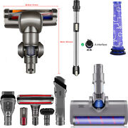 For Dyson V6 Dc58 Dc59 Dc62 Sv04 Vacuum Brush,battery, Wand,replacement Parts