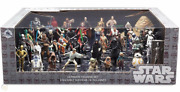 D23 Star Wars Ultimate Figurine Set Action Figure Toy Playset Disney Collectible