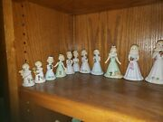 Growing Up Girls By Enesco Lot Ages 1234567891011121314