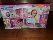 Shopkins House Playset Happy Places Mansion New Free Shipping