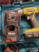 Ryobi P271 18v 1/2 Vsr Drill/driver With Battery And Charger