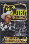Gene Autry Collection - Git Along Little Dogies And Riders Of The Whistling Pines