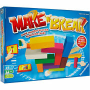 Ravensburger Make 'n' Break Building Game | Race Against The Clock New And Sealed