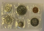 Canada 1985 Mint Sealed Brilliant Uncirculated Coin Set