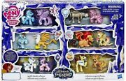 My Little Pony Friendship Is Magic Elements Of Friendship Mini Figure Collection